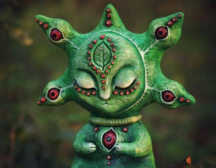 Maryana Kopylova cute mystical creatures 4 (1)