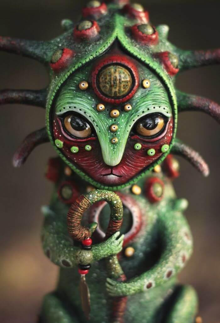 Maryana Kopylova cute creatures 9 (1)