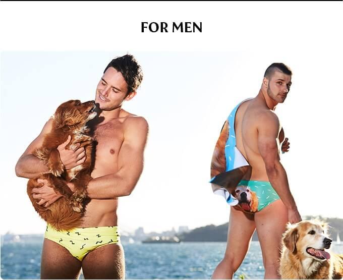 Pet flair dog swimsuit 10 (1)