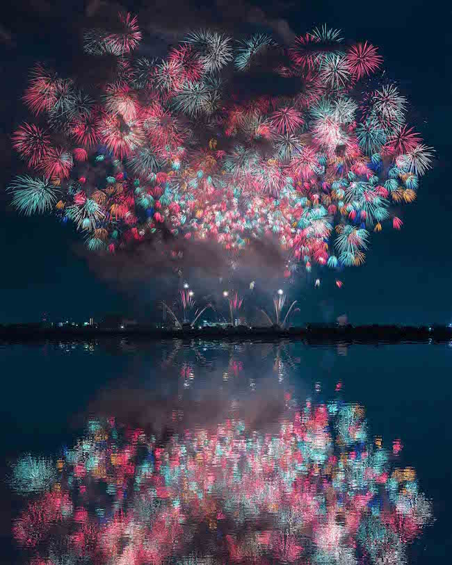 Summer Firework Festivals in Japan 1 (1)