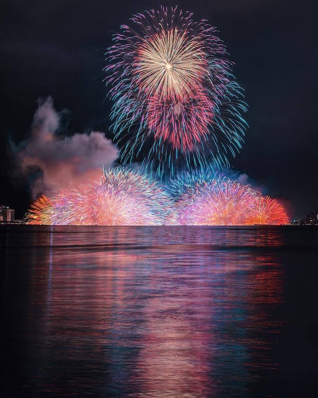 Summer Firework Festivals in Japan 10 (1)