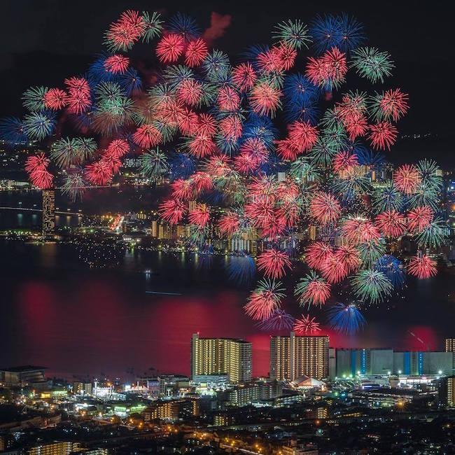 Summer Firework Festivals in Japan 11 (1)