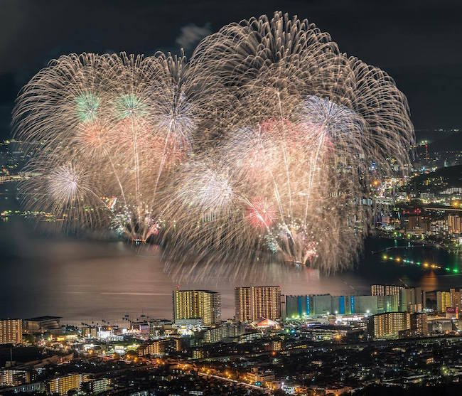 Summer Firework Festivals in Japan 2 (1)