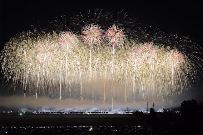 Summer Firework Festivals in Japan 3 (1)