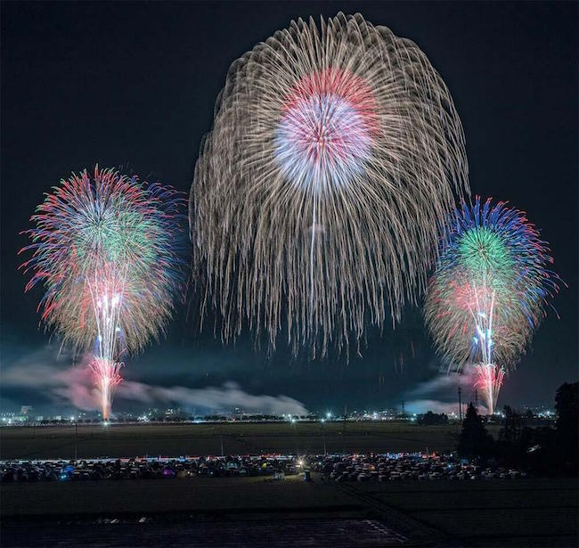 Summer Firework Festivals in Japan 4 (1)
