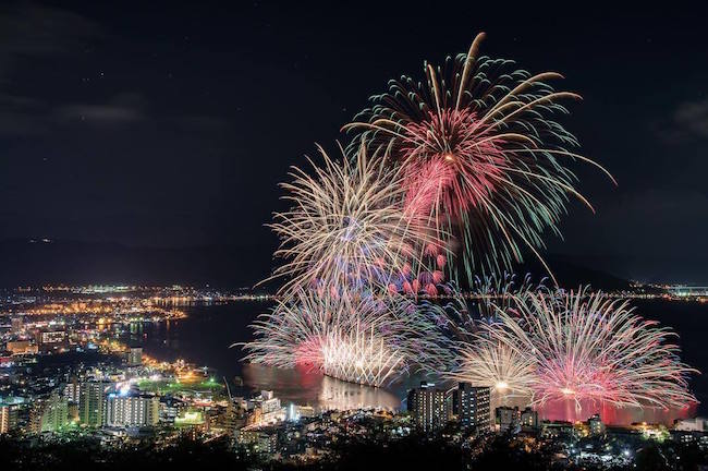Summer Firework Festivals in Japan 5 (1)