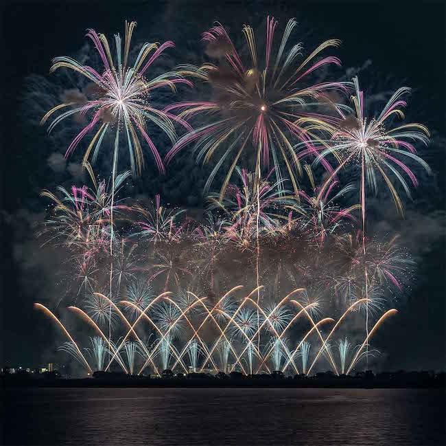 Summer Firework Festivals in Japan 6 (1)