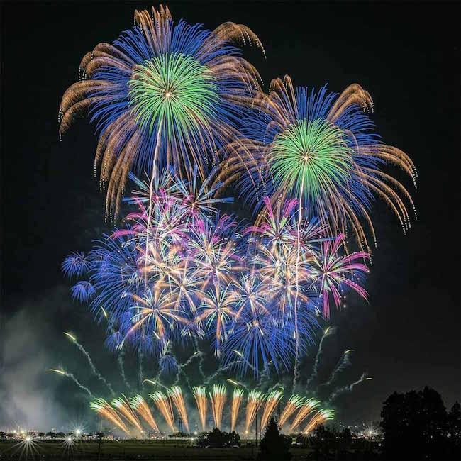 Summer Firework Festivals in Japan 7 (1)