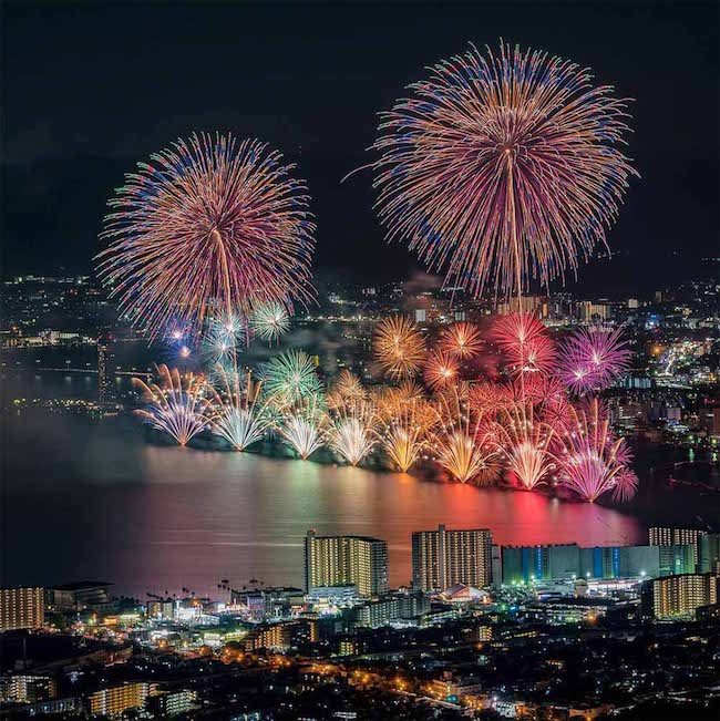 Summer Firework Festivals in Japan 8 (1)