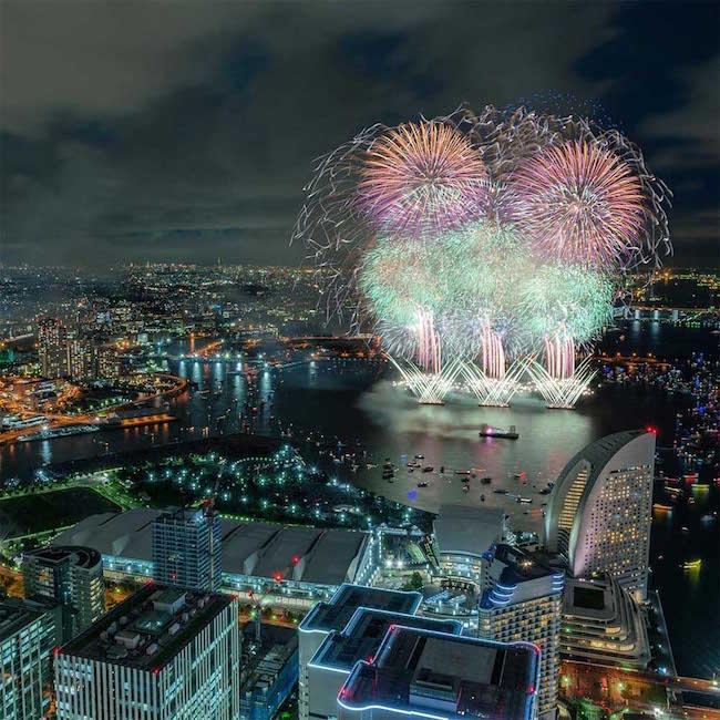 Summer Firework Festivals in Japan 9 (1)