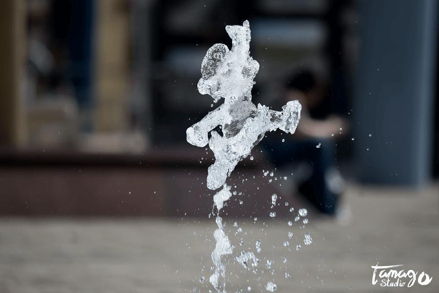 Yann Silba-Loebnitz super mario water art (1)