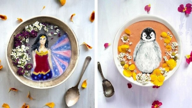 beautiful art on smoothie bowls feat (1)