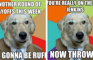business dog meme feat (1)