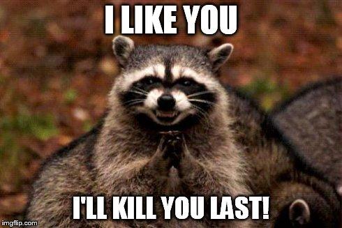 evil raccoon meme 13 (1)