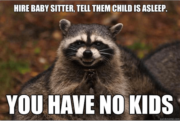evil raccoon meme 6 (1)