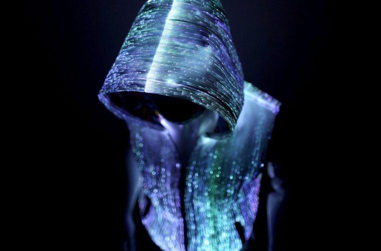 fiber optic hoodie (1)