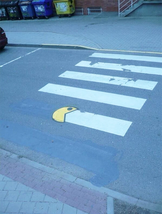 funny street art 11