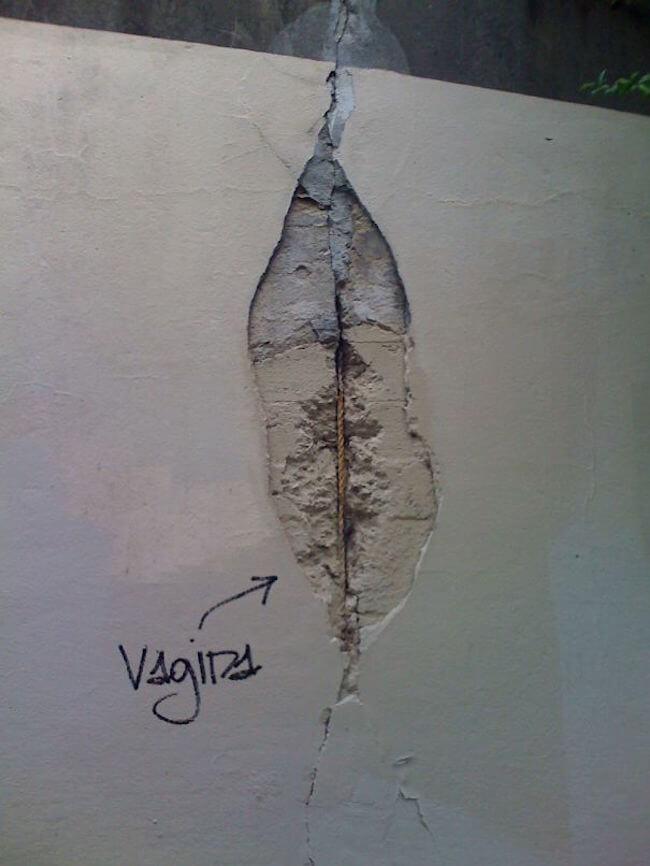funny street graffitti 127