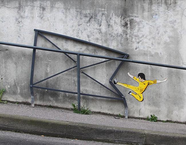 funny street art 8
