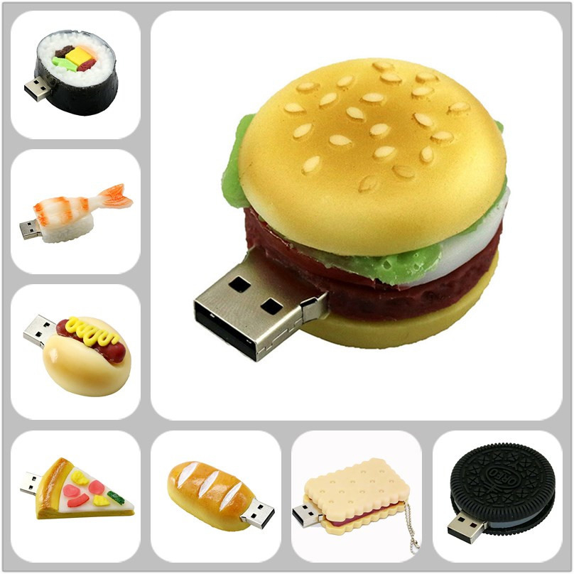 Hilarious Food USB - gifts for people who love food