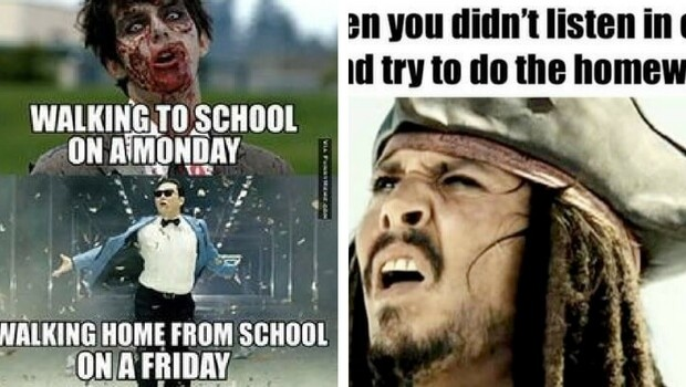 Kids Out Of School Meme