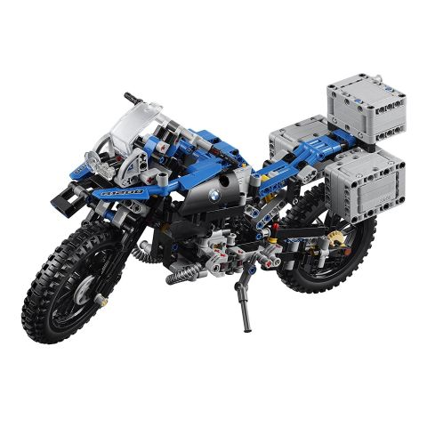 BMW R 1200 GS Adventure - last of the LEGO Cars