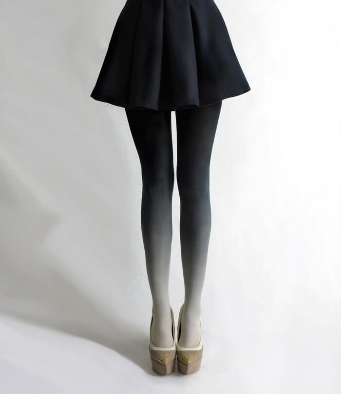 ombre tights tiffany ju (1)