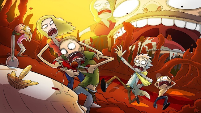 rick and morty wallpaper 2 (1)