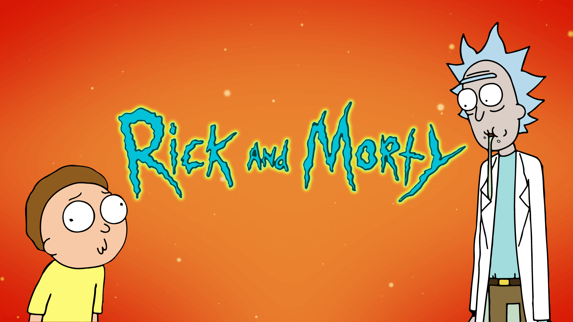 rick and morty wallpaper first (1)