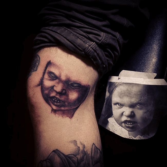 scary tattoo designs 10