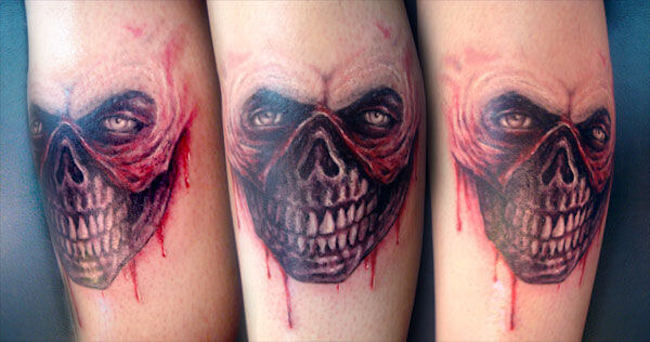 scary tattoos 2
