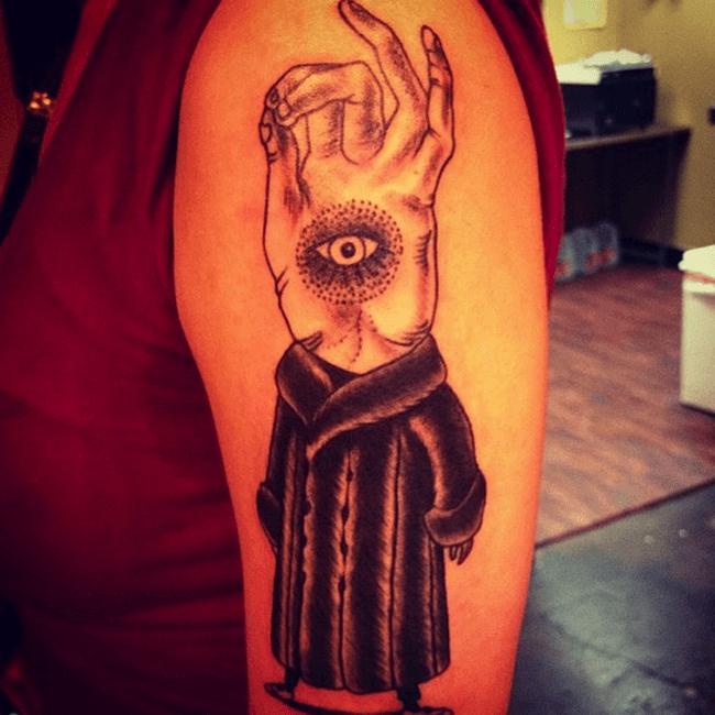 creepy tattoos 4