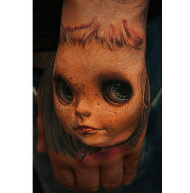 creepy tattoos 5