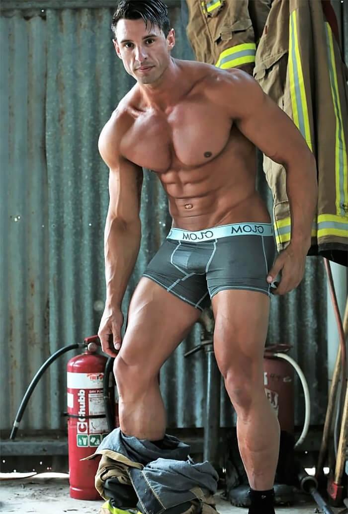 gay firemen calendar