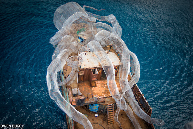 80 foot steel kraken artificial reef (1)