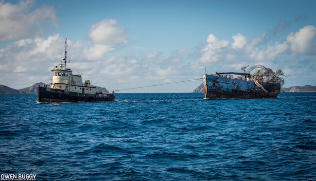 80 foot steel kraken artificial reef 5 (1)