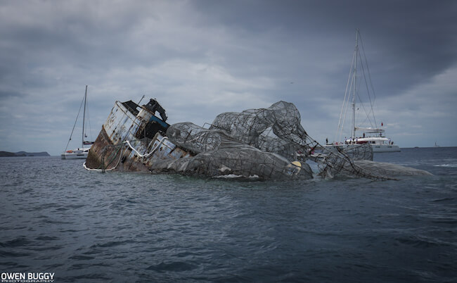 80 foot steel kraken artificial reef 6 (1)
