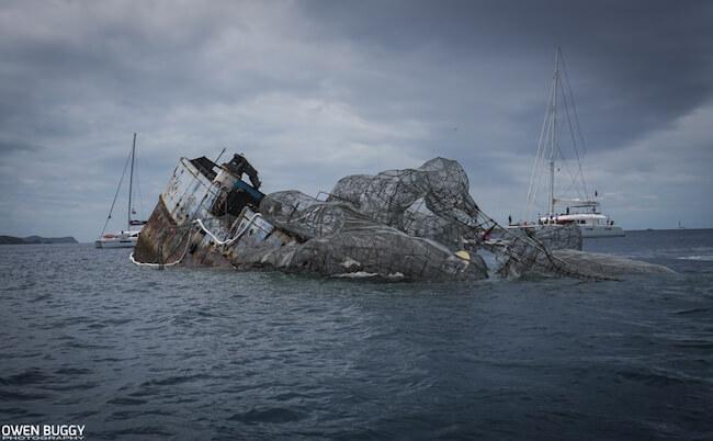 80 foot steel kraken artificial reef 6 (1)