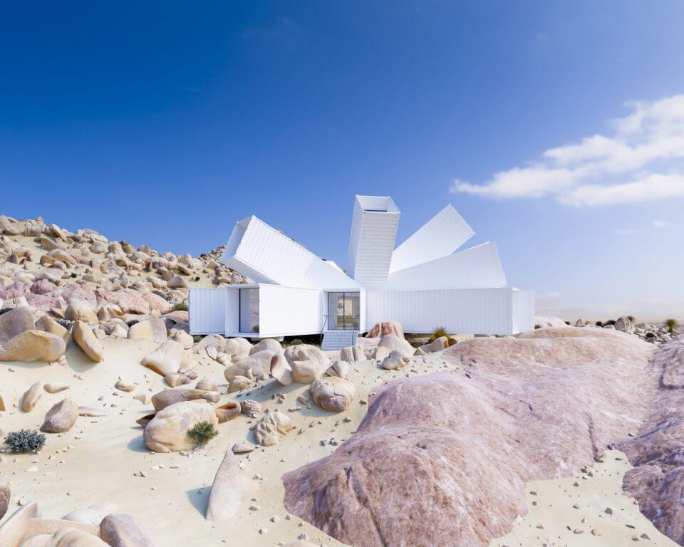 James Whitaker shipping containers house 2 (1)