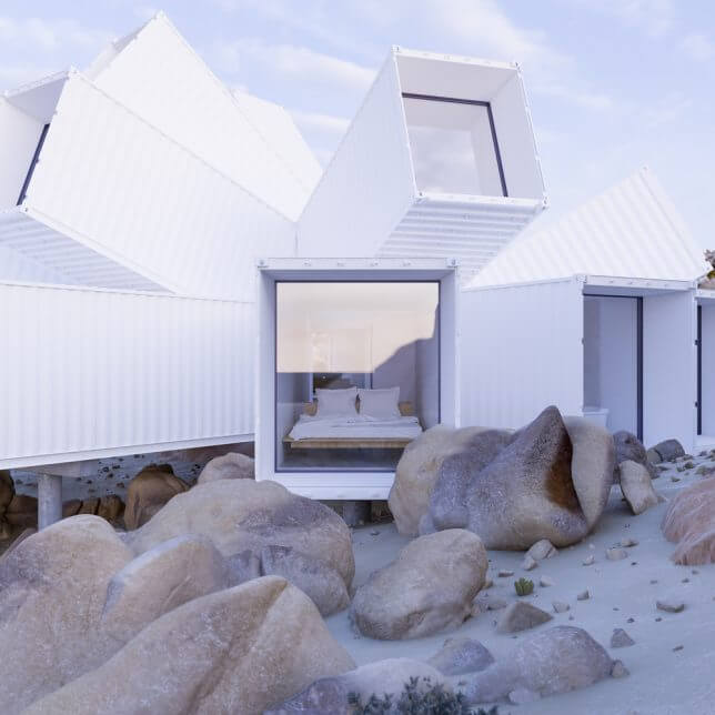 James Whitaker shipping containers house 8 (1)