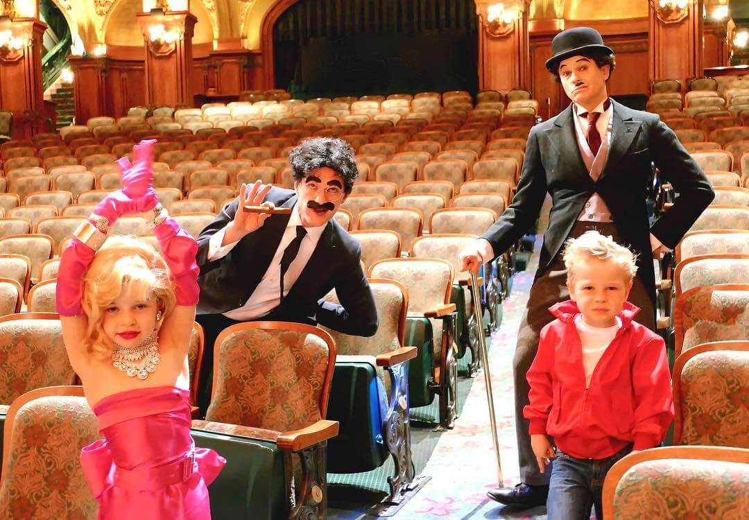 Neil Patrick Harris and family own Halloween 9 (1)