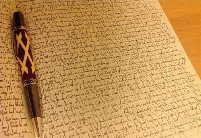 precise Handwriting 8 (1)