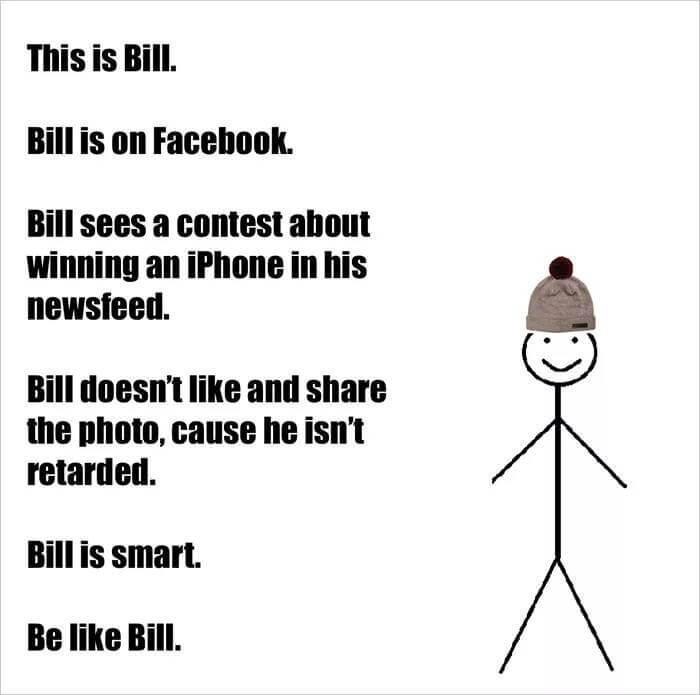be like bill puns 24 (1)