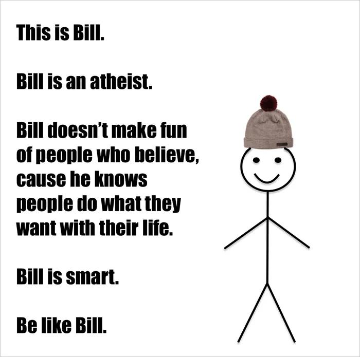 be like bill memes 27 (1)