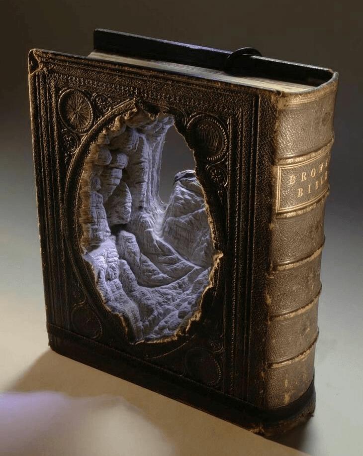 guy laramee carved books 1 (1)