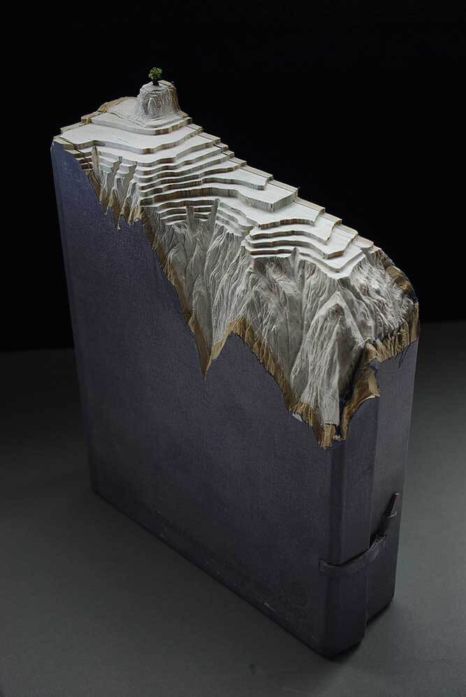 guy laramee carved books 11 (1)