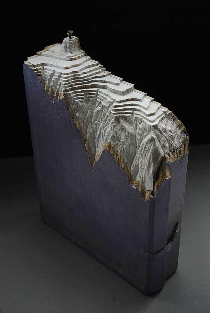 guy laramee carved books 11 (1)