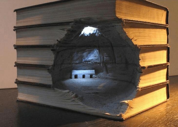 guy laramee carved books 2 (1)