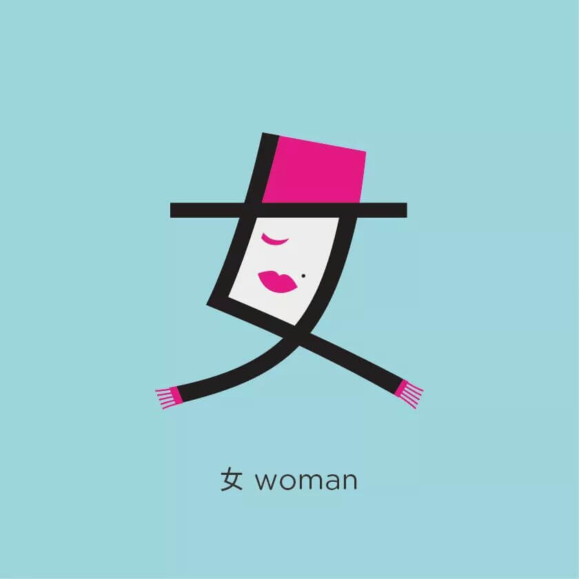 Learn Chinese With Chineasy Tiles Easy And Fun Who Would