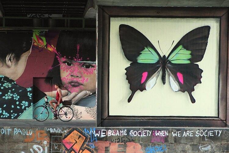 mantra butterfly murals 8